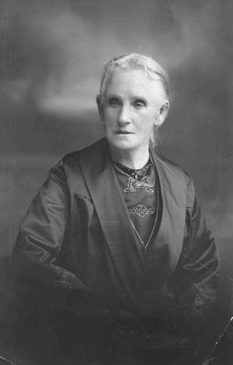 Mrs Harriet Barraclough