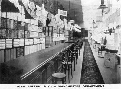 Manchester Department. John Bulleid & Co.