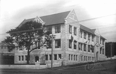 Waitaki Girls High School Ouse St block