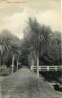 Oamaru Gardens NZ