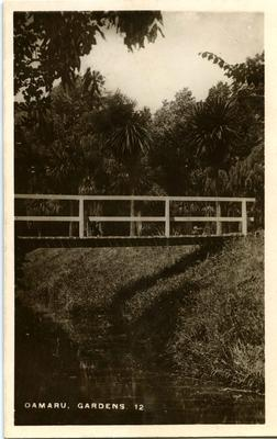 Oamaru Gardens