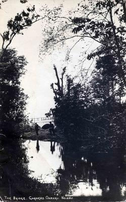 The Bridge, Gardens Oamaru