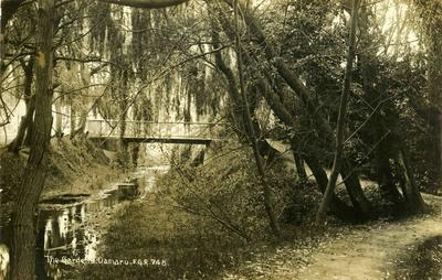 The Gardens. Oamaru