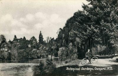 Botanical Gardens, Oamaru. NZ