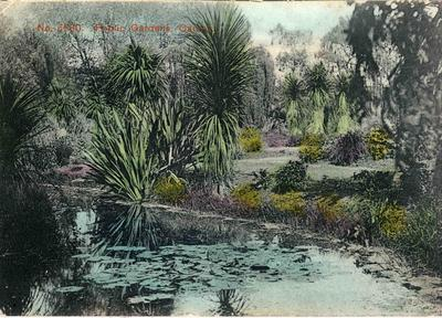 Public Gardens, Oamaru