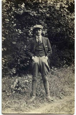 Male Portrait Unidentified