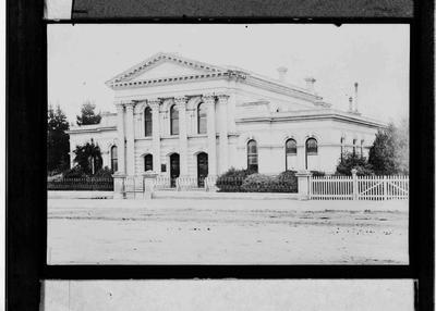 Oamaru Courthouse