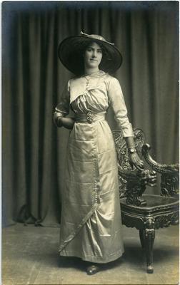 Female Portrait Unidentified