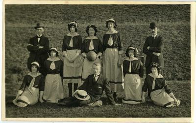 Women's Sport Team Photo