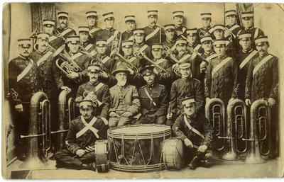 Band Photograph