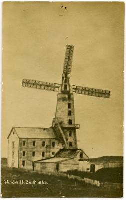 Windmill Built 1866