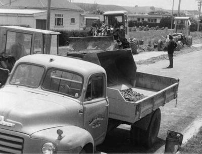 Oamaru Borough Council Machinery