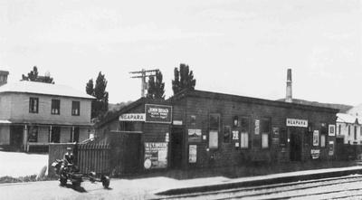Ngapara Railway Station
