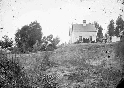 The Glebe. St Luke's Church vicarage