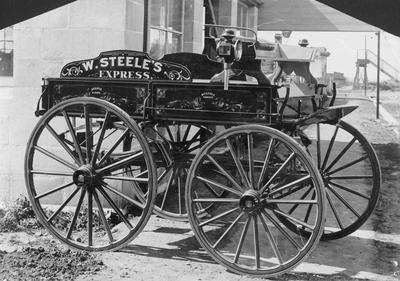 W Steele's Express Cart