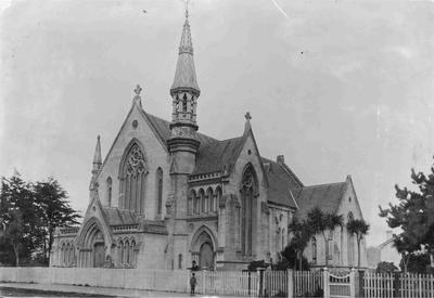 St Paul's Presbyterian Church, Coquet Street.