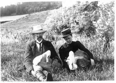 Stuart and Ethel Reid (nee Connell)
