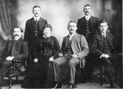 Greenfield Family, Oamaru