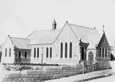 St Luke's, Anglican Church Hall, Oamaru