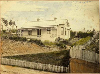 Thomas Forrester Residence, 4 Wharfe Street