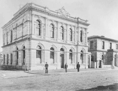 Union Bank of Australia, Tyne Street Oamaru