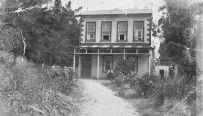 Corriedale Homestead, North Otago