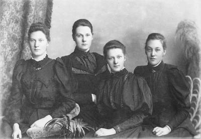 The Four Stevenson Girls