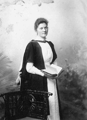 Elizabeth Forrester nee Stevenson MA