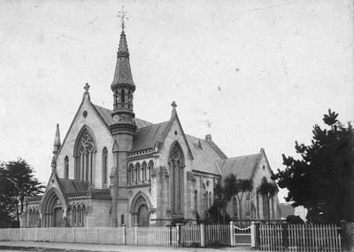 St Pauls Church, Coquet Street.