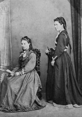 Miss Harriet Williams, Miss Alice Denton