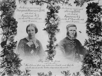 Margaret & Henry Little
