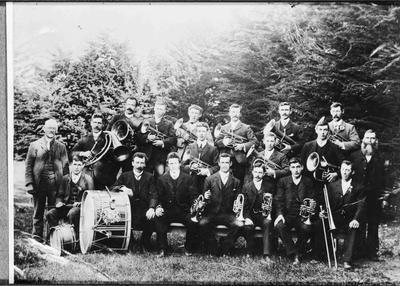 Maheno Band.