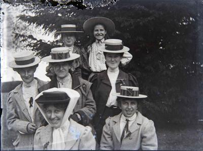 Women unidentified
