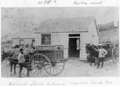 Edward James Butchery, Enfield, North Otago