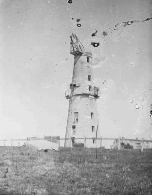 Hassell's Windmill Tower near corner of Rother and Lune Streets
