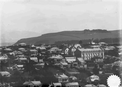 Oamaru View facing east, c.1900