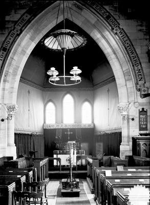 St Luke's, Anglican Church, Oamaru