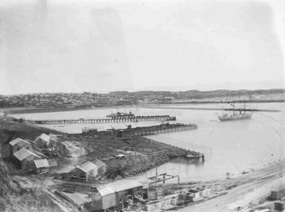 Oamaru Harbour