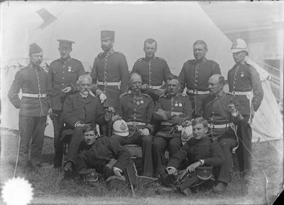 Military - Volunteers.