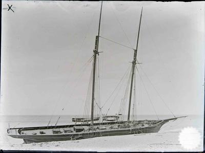 Wreck of The Ariadne