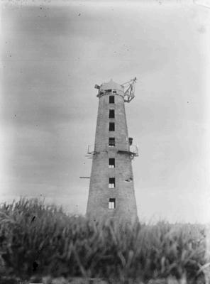 Windmill Tower near corner of Rother and Lune Streets. Built for James Hassell in 1867
