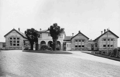 Oamaru Public Hospital