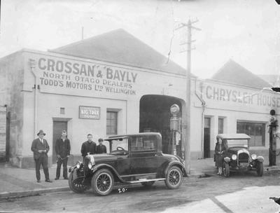 Crossan & Bayly, North Otago Dealers