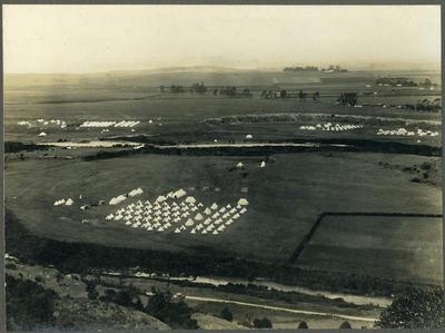 Waianakarua military camp