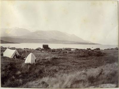 Camp site, location unidentified; P0027.12.21