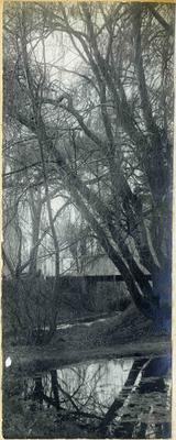 Bridge over creek, location unidentified; 2014/45.01.015