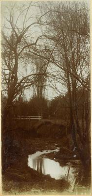 Bridge over creek, location unidentified; 2014/45.01.031
