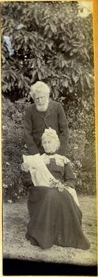 Frederick and Elizabeth Bicknell