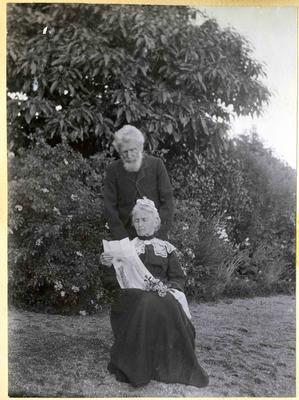 Frederick and Elizabeth Bicknell; 2014/45.01.053