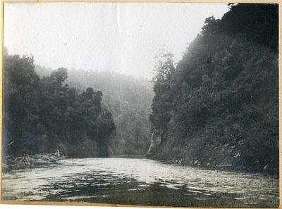 River scene, location unidentified; 2014/45.01.070